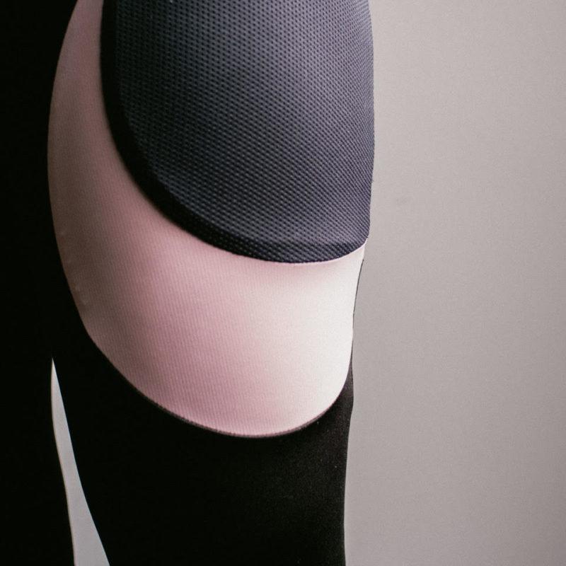 ÉCH Apparel Creta Legging - Pink (Pocket Detail)
