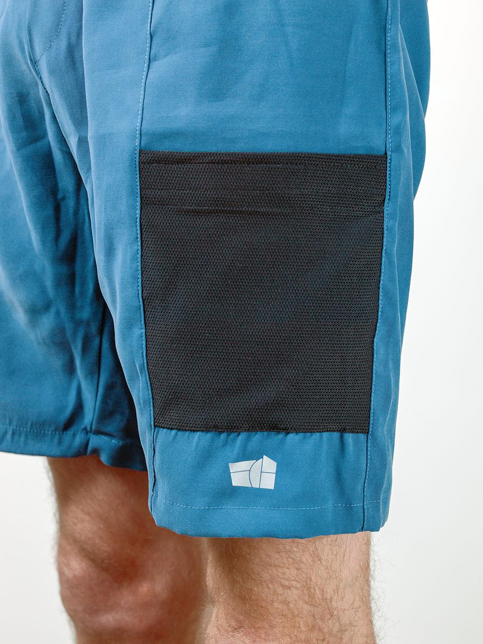 ÉCH Apparel – Ignis shorts chalk insert for climbing